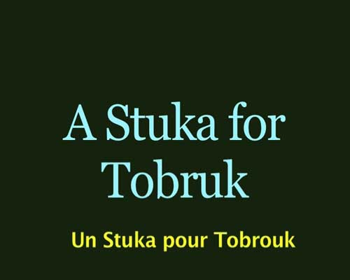 A Stuka for Tobruk